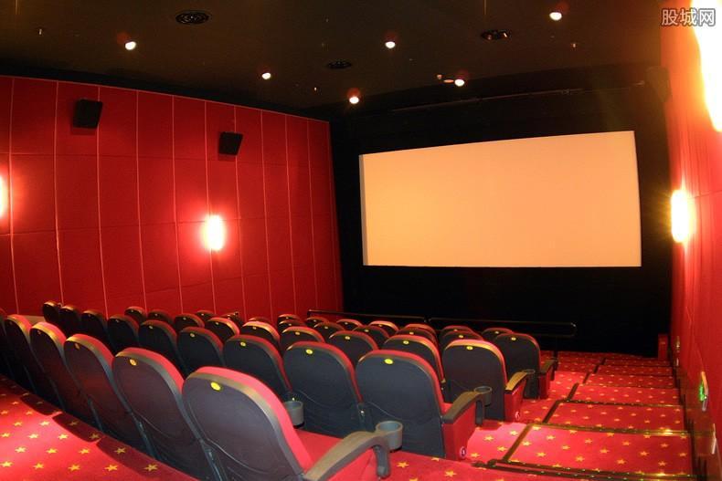 影院隔排隔座售票 复工复映你会去看电影吗?