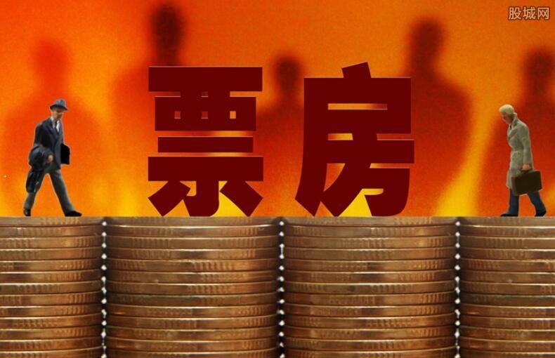 国庆档首日票房 A股市场多只影视股应声暴涨